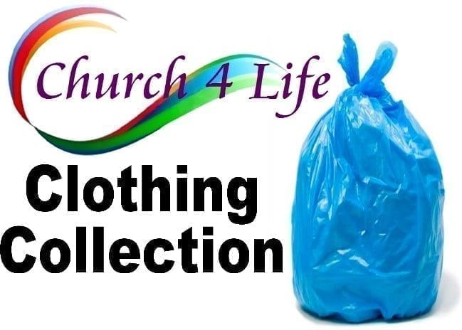 Church 4 Life Clothing Collectors